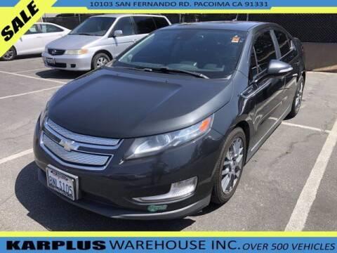 2014 Chevrolet Volt for sale at Karplus Warehouse in Pacoima CA