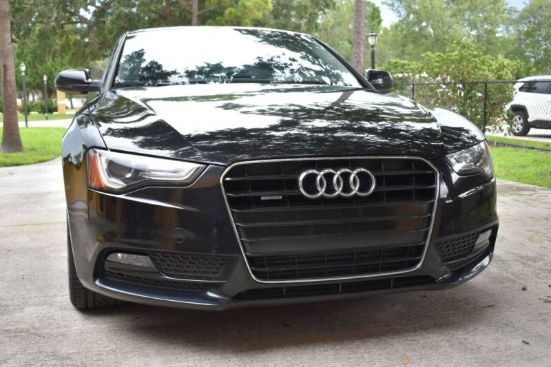 2014 Audi A5 for sale at Monaco Motor Group in Orlando FL