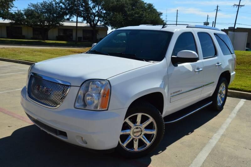 2009 GMC Yukon for sale at E-Auto Groups in Dallas TX