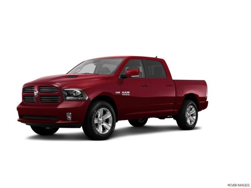 2013 RAM Ram Pickup 1500 for sale at Winchester Mitsubishi in Winchester VA