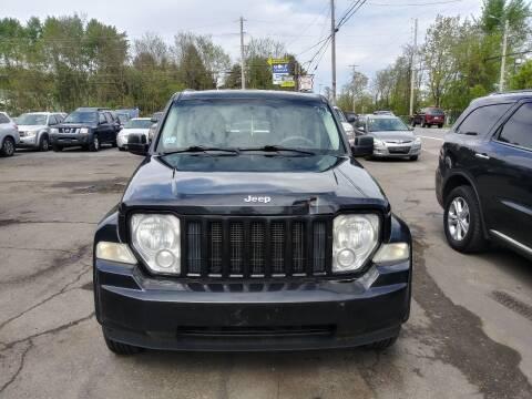 2008 Jeep Liberty for sale at Keyser Autoland llc in Scranton PA