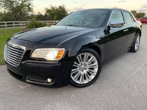 2011 Chrysler 300 for sale at Deerfield Automall in Deerfield Beach FL