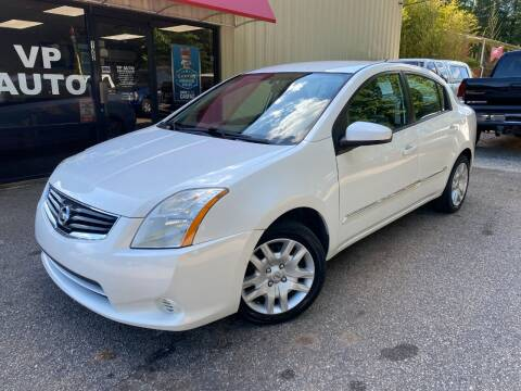 2012 Nissan Sentra for sale at VP Auto in Greenville SC