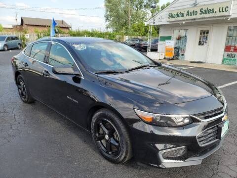 2017 Chevrolet Malibu for sale at Shaddai Auto Sales in Whitehall OH