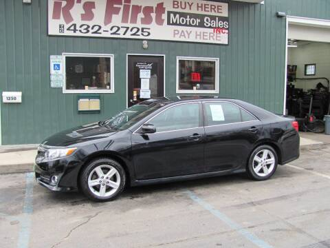 2013 Toyota Camry for sale at R's First Motor Sales Inc in Cambridge OH