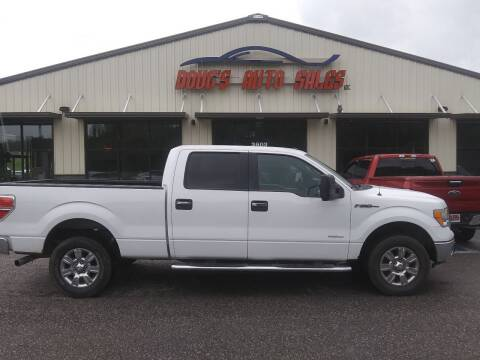 2011 Ford F-150 for sale at DOUG'S AUTO SALES INC in Pleasant View TN