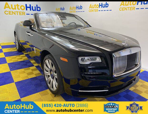 2016 Rolls-Royce Dawn for sale in Stafford, VA