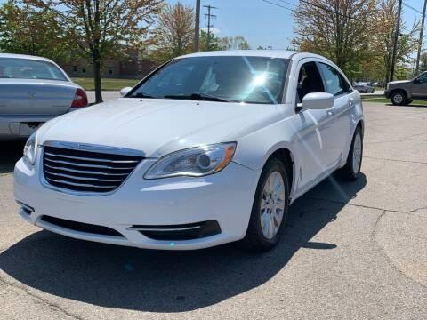 2014 Chrysler 200 for sale at Silverline Motors in Grand Rapids MI
