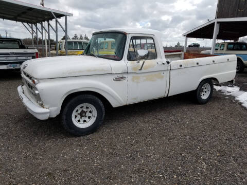 1965 Ford F-100 for sale at Cool Classic Rides in Redmond OR
