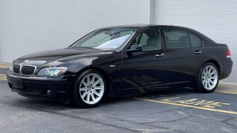 2006 BMW 7 Series for sale at Carland Auto Sales INC. in Portsmouth VA