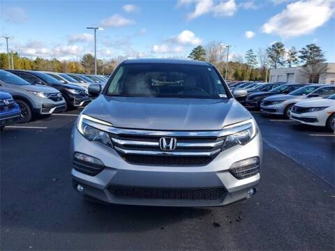 2017 Honda Pilot for sale at Southern Auto Solutions - Georgia Car Finder - Southern Auto Solutions - Lou Sobh Honda in Marietta GA