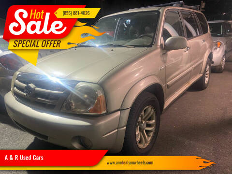 2005 Suzuki XL7 for sale at A & R Used Cars in Clayton NJ