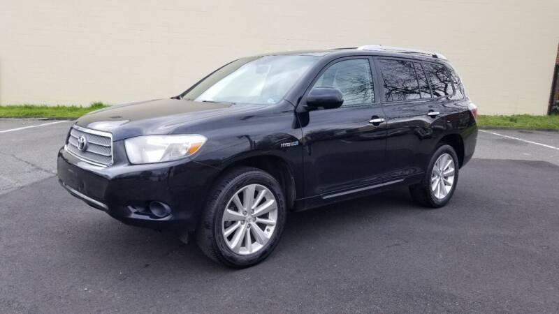 2010 Toyota Highlander Hybrid for sale at Total Package Auto in Alexandria VA