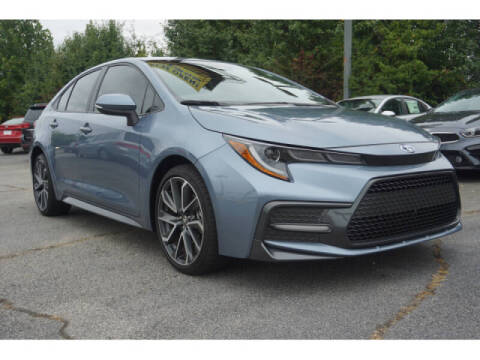 2020 Toyota Corolla for sale at Southern Auto Solutions - Georgia Car Finder - Southern Auto Solutions - Kia Atlanta South in Marietta GA
