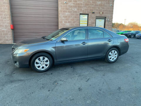 2011 Toyota Camry for sale at CarNu  Sales in Warminster PA