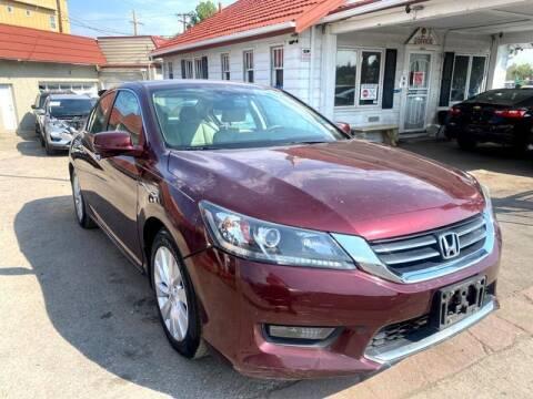 2014 Honda Accord for sale at ELITE MOTOR CARS OF MIAMI in Miami FL