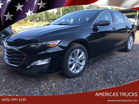 2020 Chevrolet Malibu for sale at Americas Trucks in Jones OK