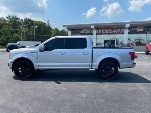 2018 Ford F-150 for sale at Davco Auto in Fort Wayne IN