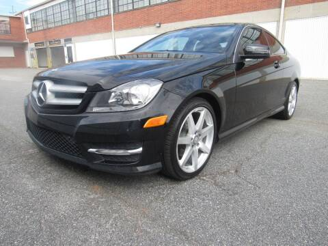 2013 Mercedes-Benz C-Class for sale at Atlanta's Best Auto Brokers in Marietta GA