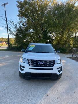 2017 Ford Explorer for sale at MENDEZ AUTO SALES in Tyler TX