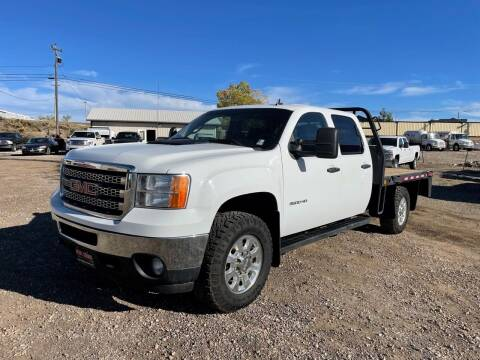 2013 GMC Sierra 3500HD for sale at Northern Car Brokers in Belle Fourche SD