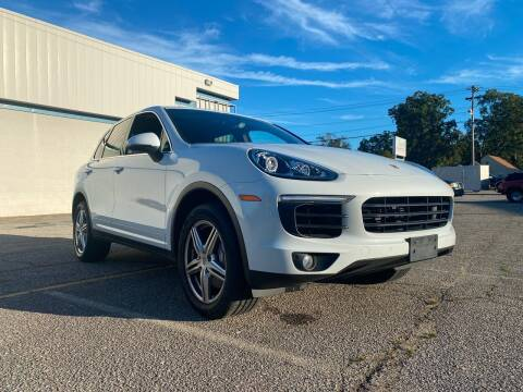 2015 Porsche Cayenne for sale at City to City Auto Sales in Richmond VA