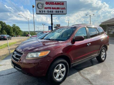2007 Hyundai Santa Fe for sale at Guidance Auto Sales LLC in Columbia TN