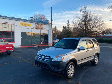 2005 Honda CR-V for sale at Mebane Auto Trading in Mebane NC