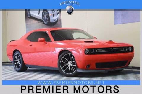 2016 Dodge Challenger for sale at Premier Motors in Hayward CA