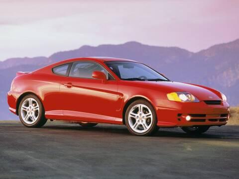 2004 Hyundai Tiburon for sale at Bill Gatton Used Cars - BILL GATTON ACURA MAZDA in Johnson City TN
