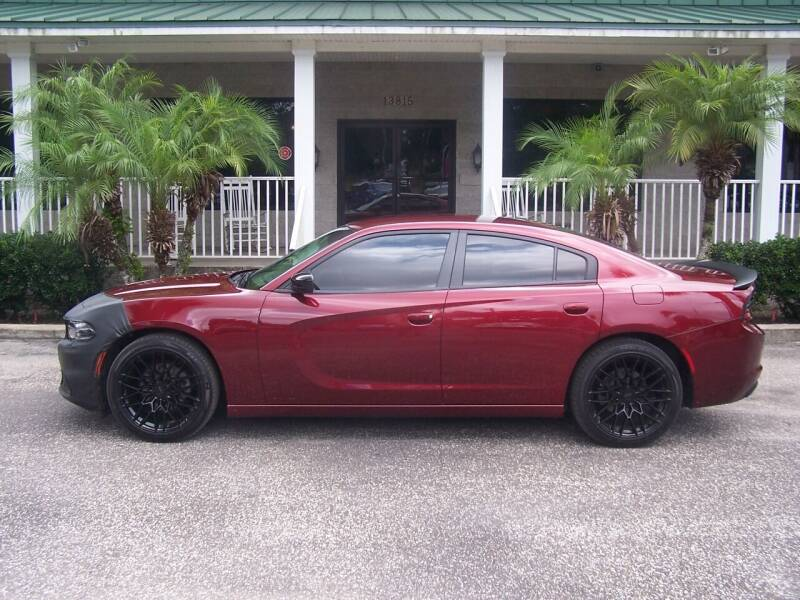 2019 Dodge Charger for sale at Thomas Auto Mart Inc in Dade City FL