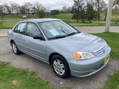 2003 Honda Civic for sale at Good Value Cars Inc in Norristown PA