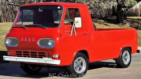 1961 Ford E-100