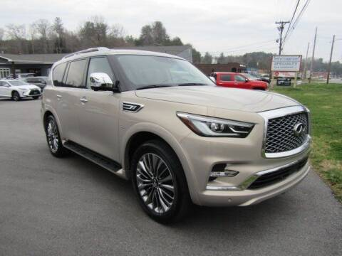 2019 Infiniti QX80 for sale at Specialty Car Company in North Wilkesboro NC