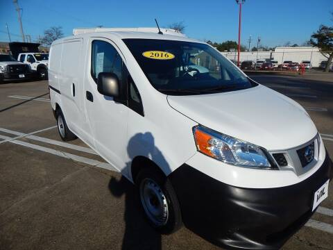 2016 Nissan NV200 for sale at Vail Automotive in Norfolk VA
