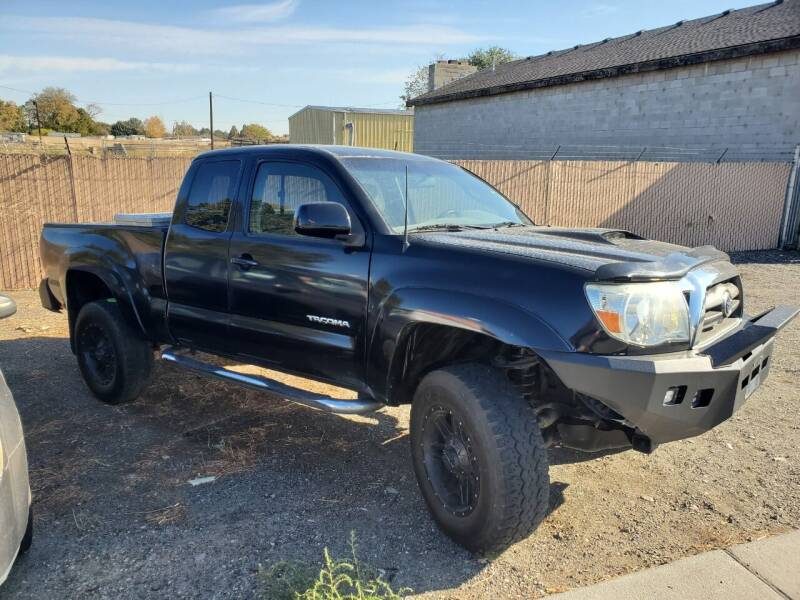 2008 Toyota Tacoma for sale at Horne's Auto Sales in Richland WA