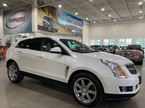 2012 Cadillac SRX for sale at Godspeed Motors in Charlotte NC