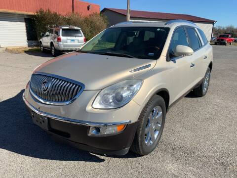 2008 Buick Enclave for sale at Best Buy Auto Sales in Murphysboro IL