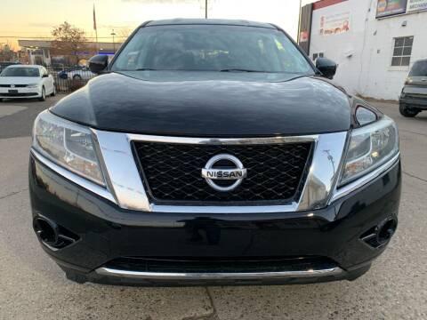 2014 Nissan Pathfinder for sale at Minuteman Auto Sales in Saint Paul MN