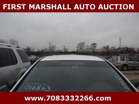 2012 Mitsubishi Galant for sale at First Marshall Auto Auction in Harvey IL