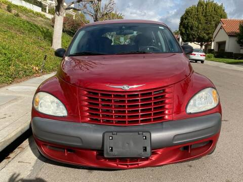 2003 Chrysler PT Cruiser for sale at Paykan Auto Sales Inc in San Diego CA