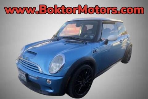 2003 MINI Cooper for sale at Boktor Motors in North Hollywood CA