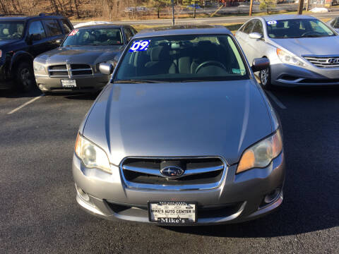 2009 Subaru Legacy for sale at Mikes Auto Center INC. in Poughkeepsie NY