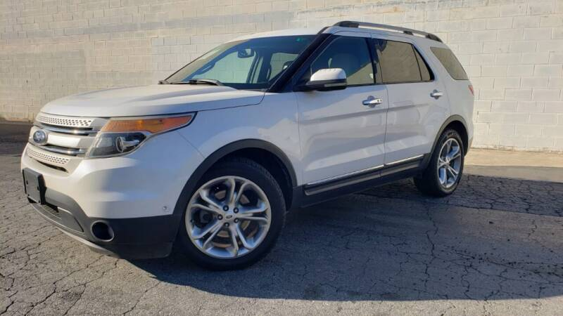 2012 Ford Explorer for sale at AUTO FIESTA in Norcross GA