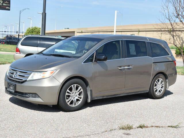 2012 Honda Odyssey for sale at Dave Johnson Sales in Wichita KS