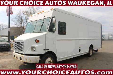 2001 Freightliner MT35 Chassis for sale at Your Choice Autos - Waukegan in Waukegan IL