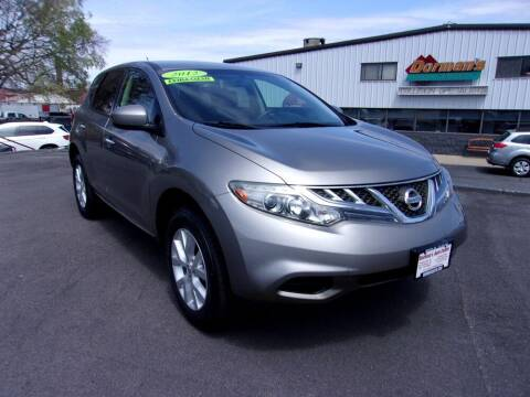 2012 Nissan Murano for sale at Dorman's Auto Center inc. in Pawtucket RI