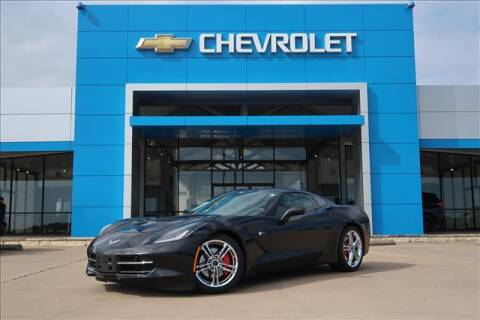 2016 Chevrolet Corvette for sale at Lipscomb Auto Center in Bowie TX