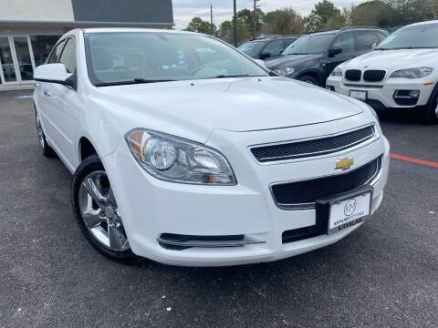 2012 Chevrolet Malibu for sale at KAYALAR MOTORS in Houston TX