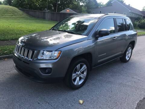 2012 Jeep Compass for sale at Eddie's Auto Sales in Jeffersonville IN